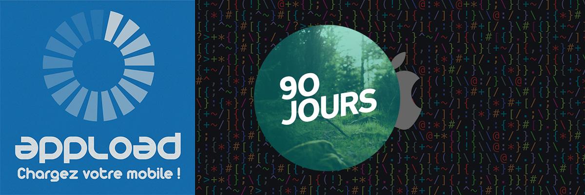 AppLoad 240 – 90 jours d'écologie (et WWDC)