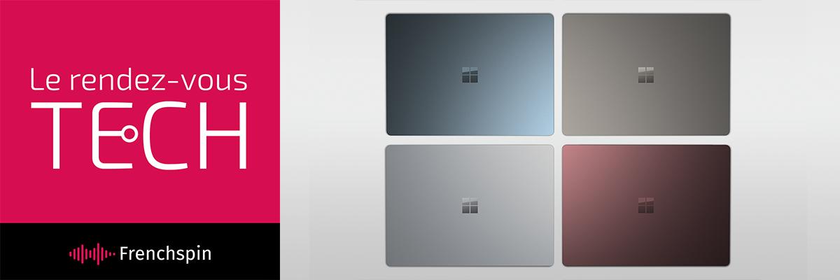 Le RDV Tech 212 – All Microsoft all the time