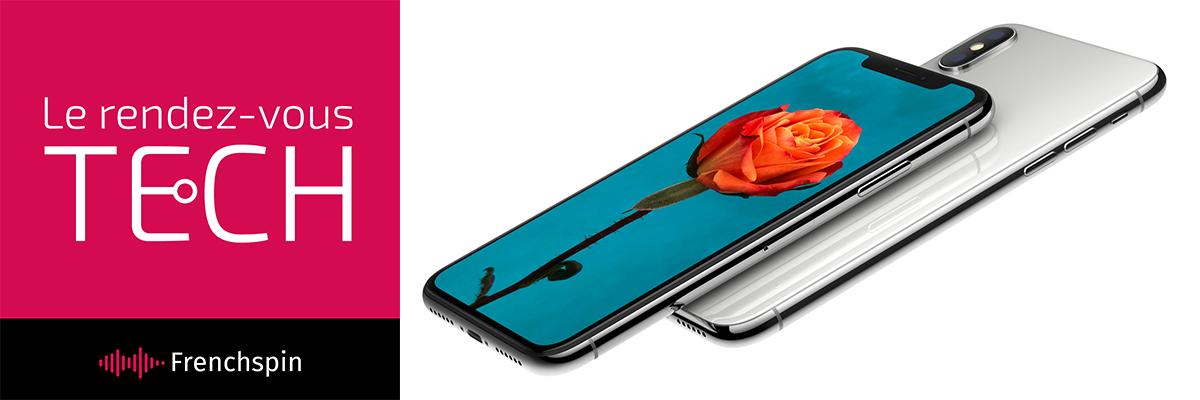 Le RDV Tech 222 – iPhones à gogo