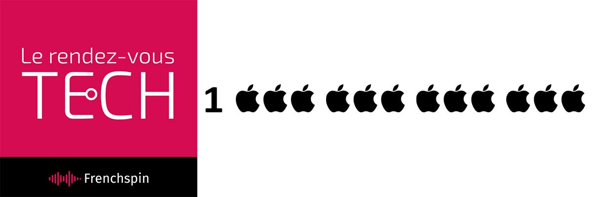 Le RDV Tech 257 – Des pommes par billions