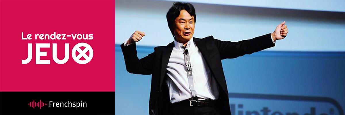 Le RDV Jeux 101 – Spécial – Miyamoto, sa vie son oeuvre