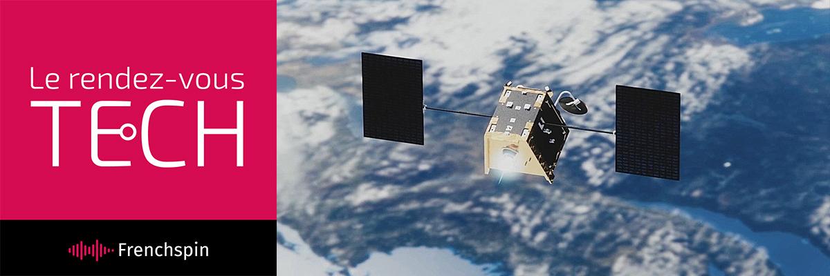 Le RDV Tech 287 – La 5G dans l'espace